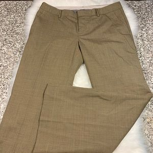 GAP dress stretch pants size 10 GUC